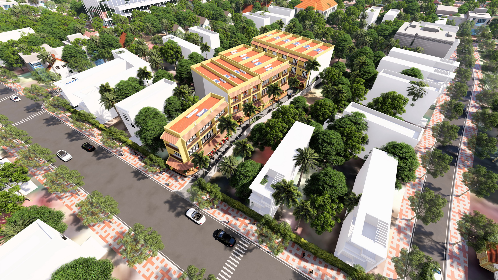 Dana Pearl: Hướng đi mới của đô thị vùng Đông Nam Đà Nẵng